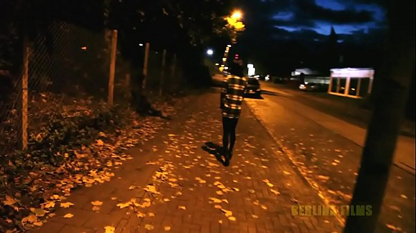 Neighborhood Whore,street action!(crossdresser,voyer)1 PART